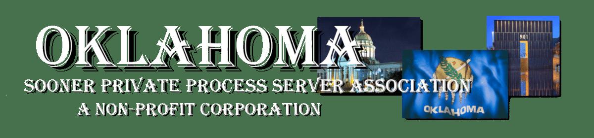 Oklahoma Sooner Private Process Server Association